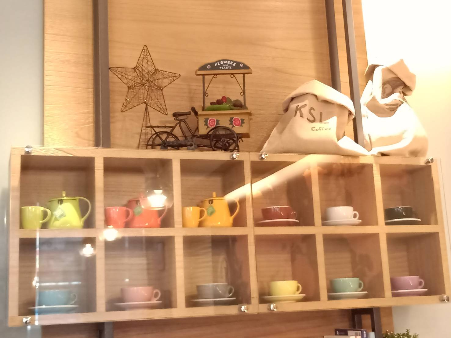 約會地點.堅持手作的咖啡小店